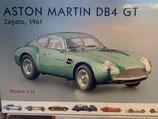 CMC 1:18 Aston Martin DB4 GT Zagato