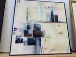 B. Saure auf Leinwand ca. 100 x 100 Original   Die Kerzen