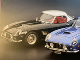 CMC 1:18 Limited Edition Ferrari 250 California SWB 1960 schwarz inkl. Hardtop