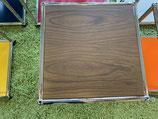 Tablar Teak Wood 35 x 35 ( Aussentablar ) für USM Haller System Neu
