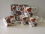 Heritage Bimini Set of 4 Mugs