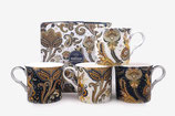 Heritage Pacifica Set of 4 Mugs