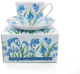 Heritage Bluebell Cup & Saucer