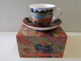Heritage Poppy Field Cup & Saucer