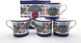 Heritage Imari Set of 4 Mugs
