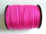 Flechtschnur, pink