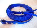Schleppleine, blau