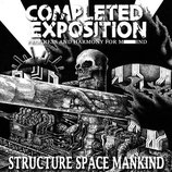 COMPLETED EXPOSITION - Structure Space Mankind 12""