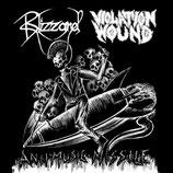 """Violation Wound / Blizzard - Split 7"""""""