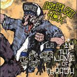 CRIPPLED FOX - In The Name Of Thrash LP