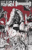 Hellbastard / Herida Profunda - Split TAPE