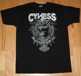 CYNESS - Possessed to Grind T-SHIRT