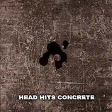 Head Hits Concrete - Thy Kingdom Come Undone  CD