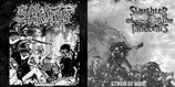 Sakatat / Slaughter Of The Innocents split 7""