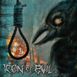 """ICON OF EVIL - s/t  7""""EP"""