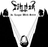 "TINNER ""in league with satan"" CD"