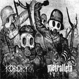 """Kobory / Metralleta - split 10"""""""