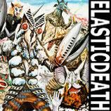 ELASTICDEATH / WEELCHAIR WEELCHAIR ... split LP