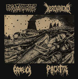AGATHOCLES / KERENANEKO / PROSUCK / RVOTA - CD