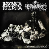 INSOMNIA ISTERICA / COMPOST - SPLIT 7""