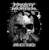 "Profit and Murder - Extreme Dislike 10"" (Gatefold)"