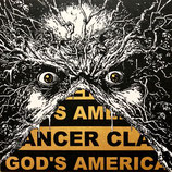 CANCER CLAN / GOD'S AMERICA - Split 7""
