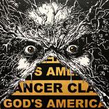 "CANCER CLAN / GOD'S AMERICA - Split 7"""