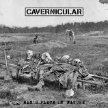 CAVERNICULAR - man`s place in nature LP
