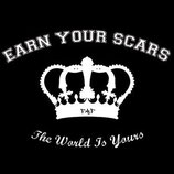 "Earn Your Scars: ""The world is yours"" CD"