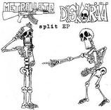 """Diskoiraa / Metralleta - split 7"""""""