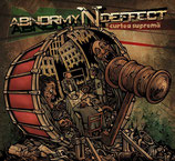 "ABNORMYNDEFFECT ""Curtea Suprem"" digipack CD."