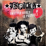 Pestpocken - Another World is Possible LP (Splatter Vinyl)