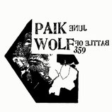 BATTLE OF WOLF 359 / JUNE PAIK split 7""