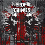 "NEEDFUL THINGS - tentacles of influence - 12"" LP"