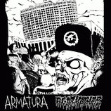 AGATHOCLES / ARMATURA - split CD