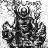 INTERNAL DAMAGE - Age of violence CD