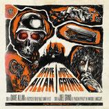 "Davie Allan & Joel Grind - Split 10"""