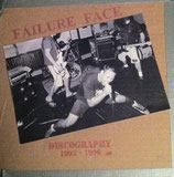 FAILURE FACE - Discography LP