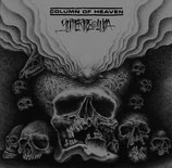 Column Of Heaven / Suffering Luna - Split LP