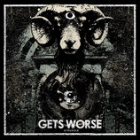 "GETS WORSE - Struggle 12""LP"