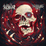 Skullshitter / Bleeding Out - Split LP (BLACK VINYL)