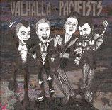 """VALHALLA PACIFISTS / PRUMYSLOVA SMRT """"split"""" LP"""