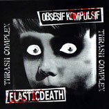Obsesif Kompulsif / Elastic Death - split CD