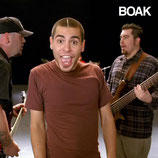 "BOAK - Movies 7"" (Single-sided)"