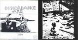 "DISCORDANCE AXIS / COSMIC HURSE - Split 7"""