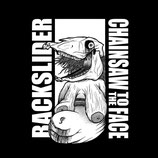 """BACKSLIDER / CHAINSAW TO THE FACE (repress)-Split 7"""""""