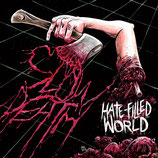 Slow Death - Hate Filled World LP - CLEAR VINYL VERSION