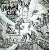 HUMAN CULL - Split Second Extinction CD