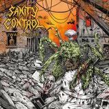 SANITY CONTROL - War On Life  CD