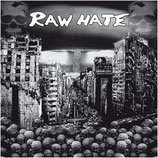 RAW HATE - «S/T»  LP